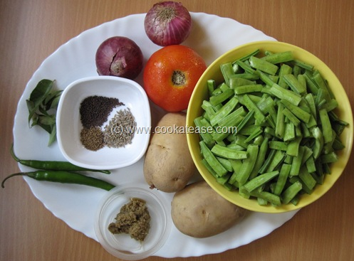Cluster_Beans_Potato_Stir_Fry_3