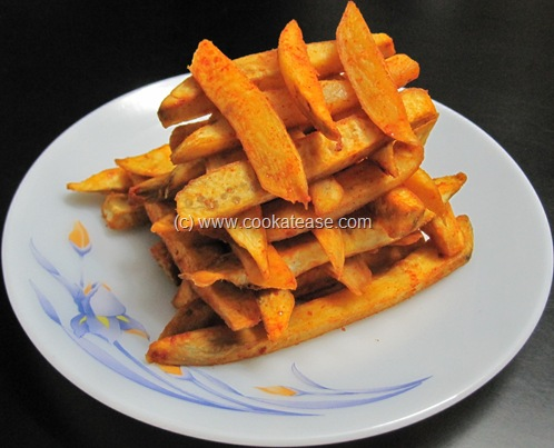 Baked_Hot_Sweet_Potato_Finger_Chips_9