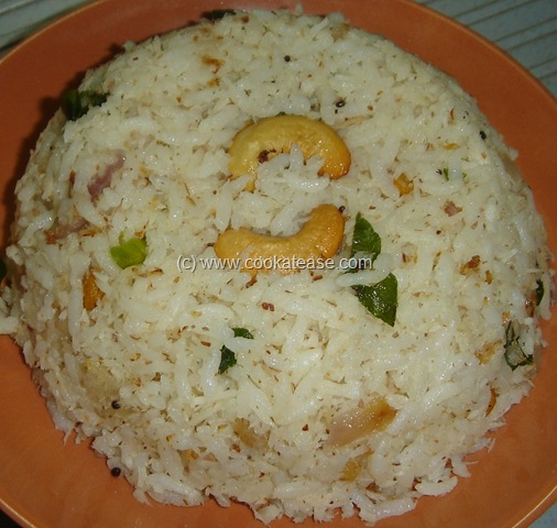 Coconut Rice Recipe — Dishmaps