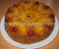 Eggless_Pineapple_Annasi_Pazham_Upside_Down_Cake