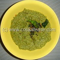 Pudina_Mint_Leaves_Chutney