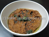 Sweet_Sour_Ginger_Inji_Chutney
