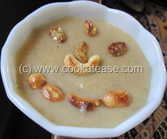 Thengai_Payasam_Sweet_Coconut_Porridge