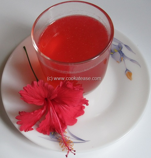 Red_Hibiscus_Juice_Chembaruthi_Sharbat_13