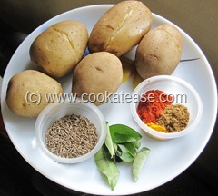 Jeera_Aloo_Mashed_Potato_Urulai_Kizhangu_Cumin_Seasoning_2