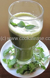 Mint_Coriander_Leaves_Pudina_Dhania_Juice