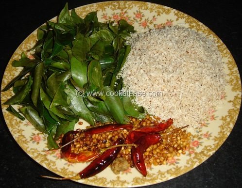 Karuveppilai_Curry_Leaves_Thuvayal_4