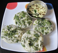 Kothamalli_Coriander_Leaves_Idli