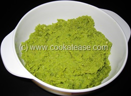 fresh_green_peas_spicy_spread