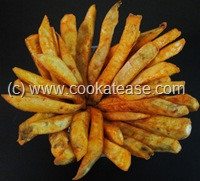Baked_Hot_Sweet_Potato_Finger_Chips