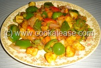 Capsicum_Carrot_Potato_Stir_Fry