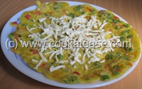 Vegetarian_Eggless_Omelette_Gram_Flour_Colorful_Vegetables