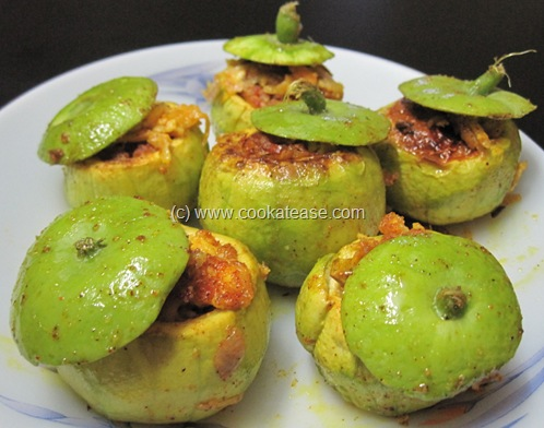 Stuffed_Tinda_Indian_Apple_Gourd_18