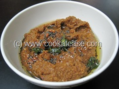 Sweet_Sour_Ginger_Inji_Chutney_1
