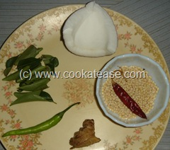Thengai_Coconut_Thuvayal_1