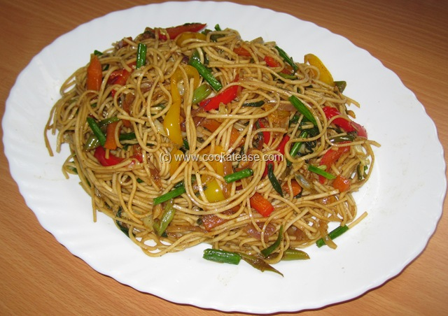 how to cook chow mein noodles
